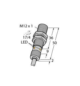 TURCK U-21955 V3RS-0.2//RK4-0.2